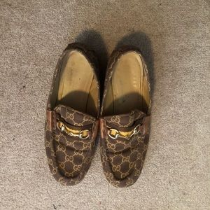 Gucci Shoes - PRICE ⬇️ Authentic Vintage Signature Gucci loafers